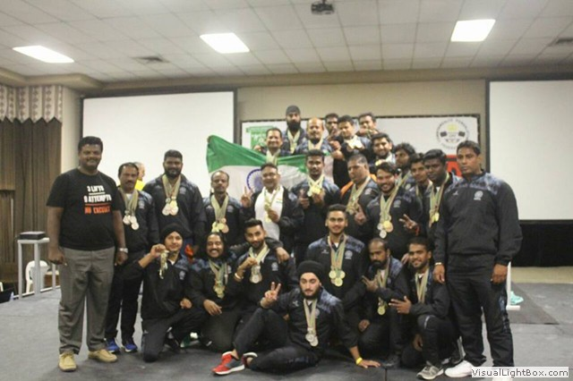 COMMENWEALTH GAMES POWERLIFTING CHAMPIONSHIP