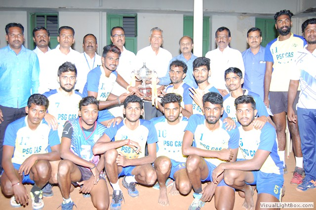 PSG Trophy Volleyball Winners