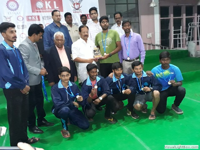 SOUTH ZONE INTER UNIVERSITY THIRD PLACE